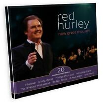 RED HURLEY - How Great Thou Art  CD FREE UK P&P