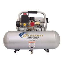 California Air Tools 2010ALFC Ultra Quiet  & Oil-Free  1.0 Hp, 2.0 Gal. Alumi...