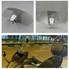 Light Gray Adjustable Windshield Windscreen Screen For Buell XB12STT Lightning