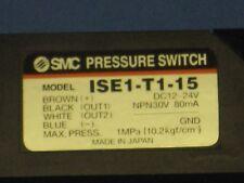 SMC Pressure Switch ISE1-T1-15