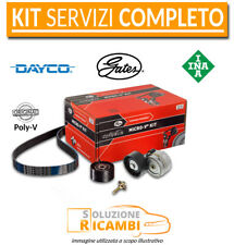 Kit Cinghie Servizi FIAT QUBO 1.3 D Multijet 55 KW 75 CV