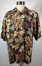 Hilo Hattie Aloha/Hawaiian Shirt Large L