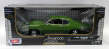 Motormax 1/18 Scale diecast - 73133 1969 Pontiac GTO Judge Green