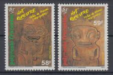 Französisch Polynesien (Polynesie Francaise): Michel-Nr. 452-453 postfrisch/**