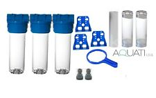 High Flow Triple Fluidised Bed Filter Aquarium Filtration Phosphate Reactor etc.