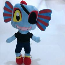 Undertale Undyne Plush Doll Toy For Children Kids Gifts