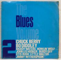 The Blues Vol 2 - Original 1960 vinyl LP record Pye NPL 28035