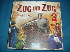 Zug um Zug  Alan R. Moon  Days of Wonder Spiel des Jahres 2004 Top Zustand