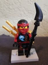 Lego Ninjago Skybound Minifigure Nya Dark Red Girl Ninja Sky Pirate 2016