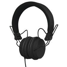Reloop RHP-6 Black Cuffia Microfonica Ripiegabile da Dj con Bassi Profondi