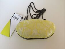 NWT Prabal Gurung For Target Yellow Evening Bag