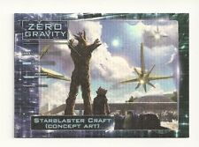 2014 Upper Deck Guardians of the Galaxy ZERO GRAVITY # ZG-5
