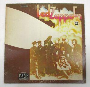 LED ZEPPELIN 2 II 1969 FIRST PRESSING VINYL LP RARE ROBERT LUDWIG HOT MIX RL