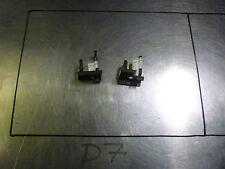 2001 KAWASAKI ZX6R J NINJA REAR SUBFRAME SEAT BRACKETS *FREE UK POST*D7