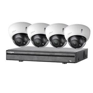 Dahua - Kit de vidéosurveillance KITEVO 4 DOM 720P