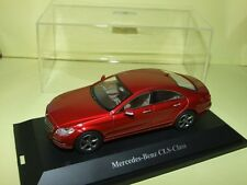 MERCEDES CLASSE CLS Phase II W218 Rouge NOREV