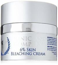 Clinicians Complex6% Skin Bleaching Cream  2 oz