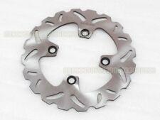 Rear Brake Disc Rotor for Suzuki RG125 FU-N Wolf Gamma GSXR250 400 RGV250 #33
