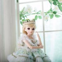 BJD Doll 1/3 60cm Girls Dolls + Face Make Up + Wig Hair + Clothes Outfit Toys