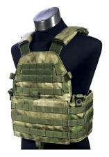 FLYYE LT6094 LBT Plate Carrier MOLLE Tactical Armor Vest A-TACS/FG Camo US Army