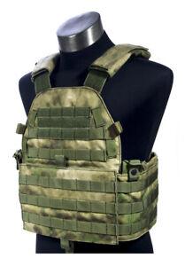 FLYYE LT6094 LBT Plate Carrier MOLLE Tactical Armor Vest A-TACS/FG A-TACS Camo
