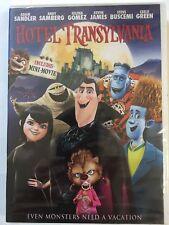 HOTEL TRANSYLVANIA DVD WS Brand New & Sealed USA Free Shipping