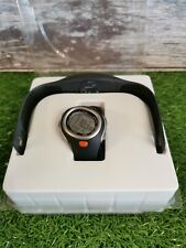 Nike Triax C8 Men's Sport Watch Heart Rate Monitor And Chest Strap. EX Cond.