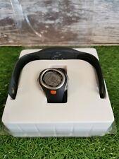 Reloj Deportivo Nike Triax C8 Para hombres Monitor de ritmo cardíaco y correa de pecho. ex Cond.