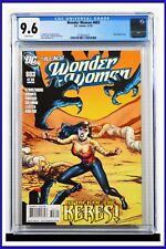 Wonder Woman #603 CGC Graded 9.6 DC November 2010 Don Kramer Cover Comic Book