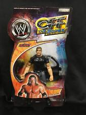 WWE TRIPLE H FROM OFF THE ROPES SERIES, FROM JAKKS BLACK SHIRT 216