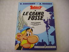 ASTERIX LE GRAND FOSSE EDITION DARGAUD ANNEE 1985