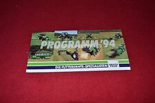 Deutz Fahr Hay Equipment Dealers Brochure LCOH in German