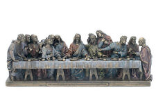 The Last Supper Statue Sculpture Figurine  - WE SHIP WORLDWIDE !