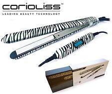 PLANCHA PELO CORIOLISS C2 CEBRA TITANIO ALISA IONES Hair Iron Zebra Straightener