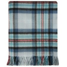 Lochcarron of Scotland Princess Diana Memorial tartan laine d'agneau Couverture