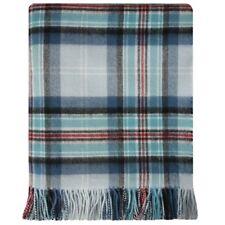 Lochcarron of Scotland Princess Diana Memorial Tartan Lambswool Blanket