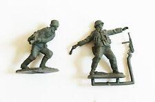 CONTE WW2 German Grenade Assault Team Infantry Plastic Toy Soldiers