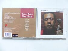 CD ALBUM CHARLES MINGUS Blues & roots 7567 81336 2