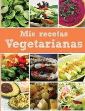 Mis Recetas Vegetarianas : Libro en Blanco by Void Books Press (2016, Paperback)