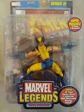 Marvel Legends Series 3 Wolverine 6? Action Figure  New Toy Biz 2002 MIP 33 POA