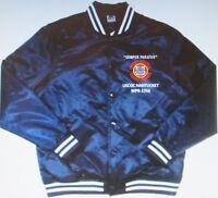 USCGC  NANTUCKET  WPB-1316  COAST GUARD EMBROIDERED 1-SIDED SATIN JACKET