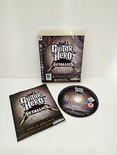 Guitar Hero Metallica Juego PS3 Playstation 3