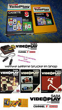 Saba VIDEOPLAY NORDMENDE teleplay Fairchild n. 3 OVP!