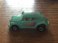 Hot Wheels #65 Turquoise VW Bug Collectors Number