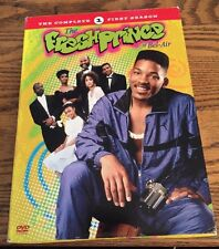 Fresh Prince of Bel Air: Complete First Season  DVD Will Smith, James Avery, Jan