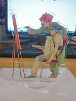JoJo/'s Bizarre Adventure Rohan Kishibe Kakyoin Noriaki Acrylic Stand Figure