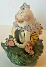 "Blue Sky Clayworks Heather Goldminc Chicken Musical ""Let Me Call You Sweetheart"""