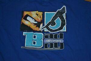 Retro OG Bad Boy Club Sewn Logo Surfing Skateboarding T Shirt Medium BBC 90s