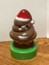 Solar Powered Dancing Bobble Head Toy New for 2019 - CHRISTMAS POOP