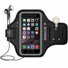 NEU Gym Joggen/Laufen Sport Running Armband Case iPhone 7 8 6 Plus ID Touch unterstützt